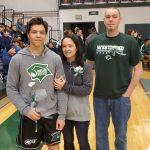 Senior Night-Boy's Basketball, Girl's Basketball, Cheer, Gymnastics, Wrestling