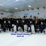 Hockey wins Chicopee Winter Classic