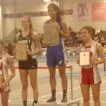 Jessikha Ribeiro Wins Holiday Challenge Meet