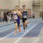 Boys Indoor Track State Qualifiers at Holiday Challenge