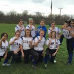 JV Softball Wins Game Against Amherst