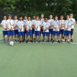 Boys Tennis Celebrates Senior Night