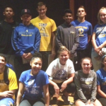 Comp Athletes Attend Workshop to become Triple Impact Competitors.