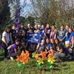 Volleyball and Soccer Take Part in 2017 Pioneer Valley Walk to End Alzheimer's