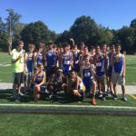 Chicopee Comprehensive High School Boys Varsity Cross Country finishes 1st place