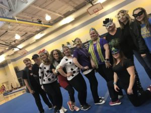 Gymnastics Halloween Invitational