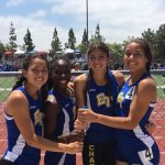 ETHS Girls Track Sets New Standards at CIF Finals