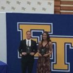 Conner Wilde and Kaiya McCullough Named ETHS Male and Female Athletes of the Year