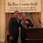 Charger Alumni Garrett Danner Wins the Peter J. Cutino Award
