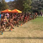 Cross Country Competes in First League Meet