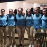 Girls Varsity Bowling beats Marlington 1745 – 1607