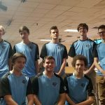 Boys Varsity Bowling finishes 15th place at Muskingum University High School Invitational