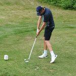 Boys Varsity Golf falls to Boardman 163 – 166
