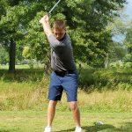Boys Varsity Golf falls to Howland 164 – 178