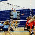 Louisville Volleyball defeats Orrville at Hoover Invite – Cole breaks kills/season school record