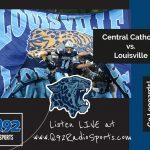 Listen Live – Louisville v Central Catholic Football 11/1/19