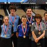 The Lady Leopard Bowling Team Places 5th at Garaway Holiday Tournament