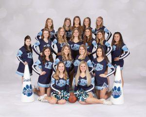 LHS Winter Varsity Cheer