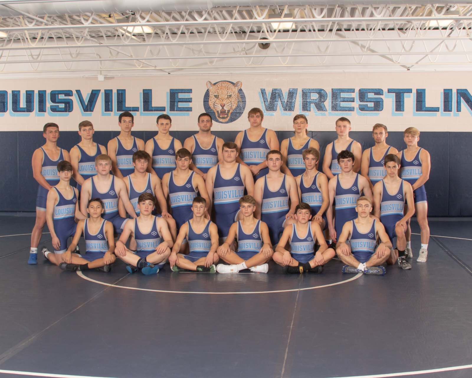 Wrestling You Don't Want to Miss, Jan. 23 at 7 pm, Louisville v Beaver Local