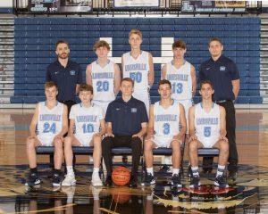LHS Junior Varsity Basketball
