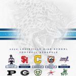 Louisville HS Football Schedule 2020