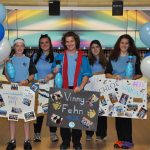 The Leopard Bowling Team won against Sandy Valley 2546-1869