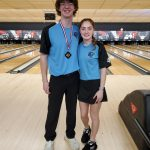 Barstow and Fouts represent Louisville in the Stark County All-Star Bowling Match