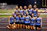 Girls Varsity Cross Country finishes 10th place at Riverside Light up the Night Invitational