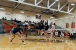 Lady Leps overpowered the Mustangs in 4 sets