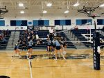 Leps sweep the Rough Riders, advancing to the Sectional Finals