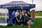 Girls Varsity Cross Country finishes 14th place at Districts