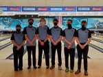 Boys Varsity Bowling finishes 1st place at Sectionals Tournament