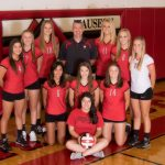 Volleyball leads the 2017-18 Academic Cup Standings