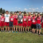 Boys Cross Country finishes as the O-G Invite Runner-up
