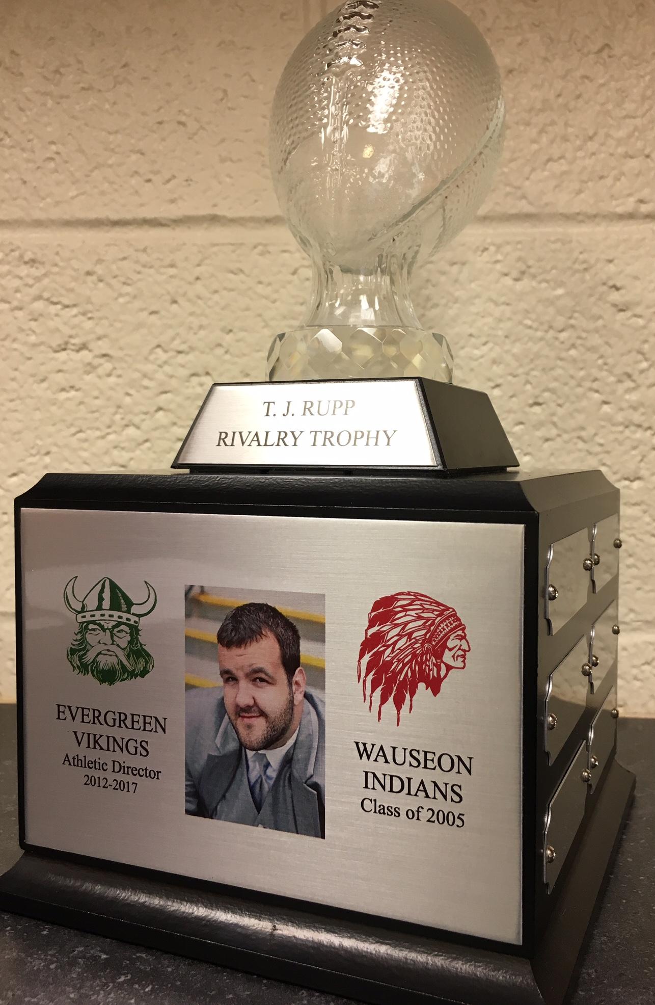 T. J. Rupp Rivalry Trophy