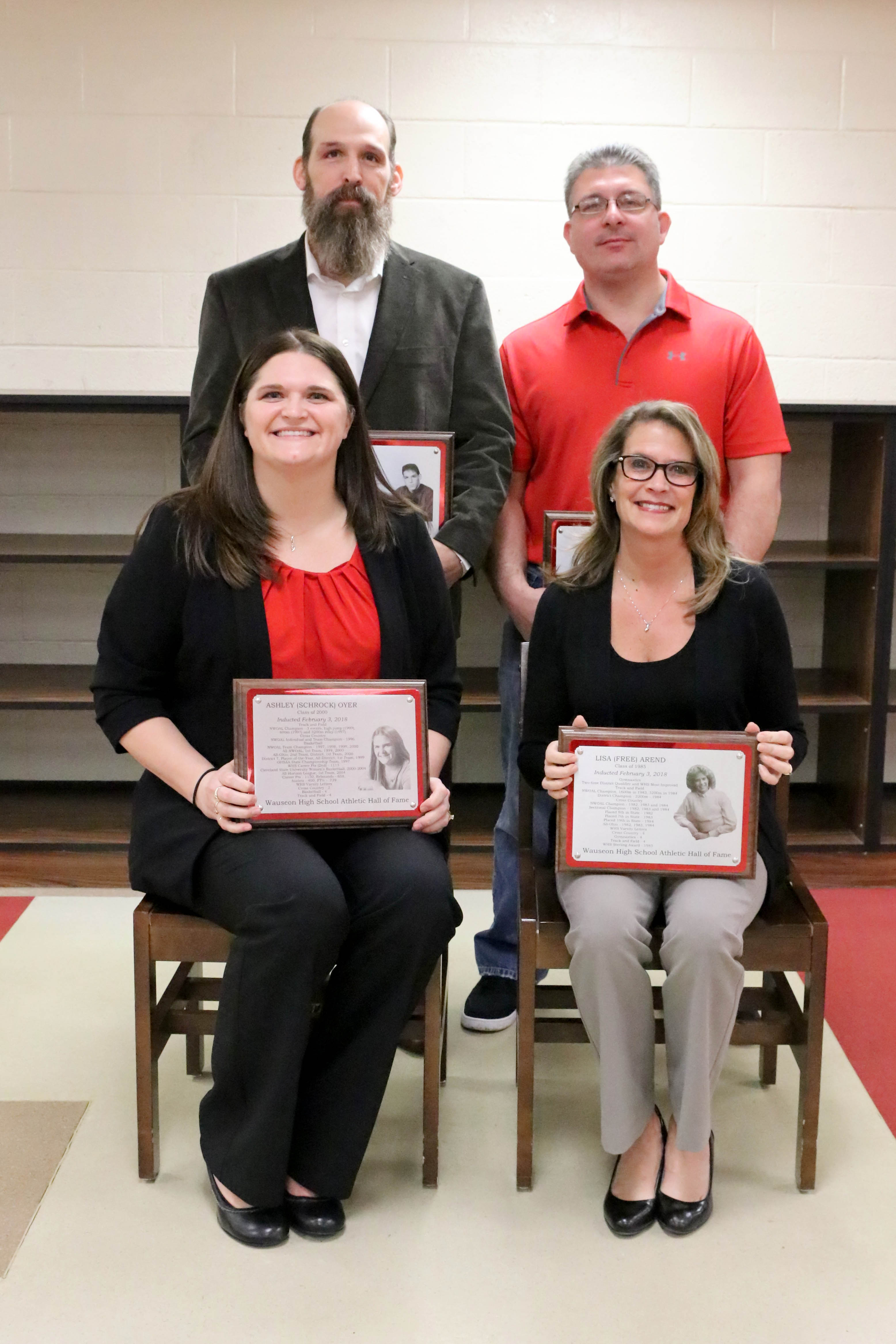 Athletic Hall of Fame Induction – Feb. 3