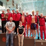 Boys Varsity Swimming finishes 2nd place at OHSAA District Swimming