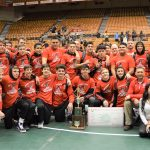 2018 Team Duals State Champions