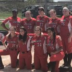 Girls Junior Varsity Softball beats Montpelier 3 – 2