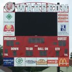 New Football Scoreboard is ready for Friday