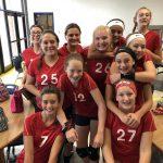 Girls 8th Grade Volleyball vs Toledo Christian Schools 2 – #