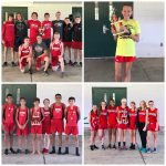 Cross Country takes home trophies in every race at the Fulton County Invitational
