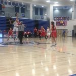 Girls Varsity Basketball beats Defiance 48 – 35