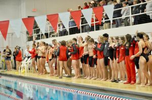 Swimming and Diving vs. Bryan/Springfield