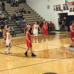 Girls Junior Varsity Basketball falls to Archbold 37 – 26