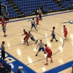 Boys Freshman Basketball beats Defiance 34 – 25