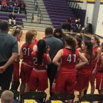 Girls Junior Varsity Basketball falls to Bryan 36 – 24