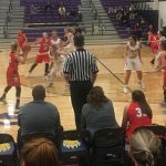 Girls Varsity Basketball falls to Bryan 56 – 40
