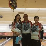 Girls Varsity Bowling falls to Liberty Center 2015 – 1818