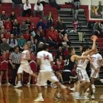 Boys Varsity Basketball beats Pettisville 64 – 56